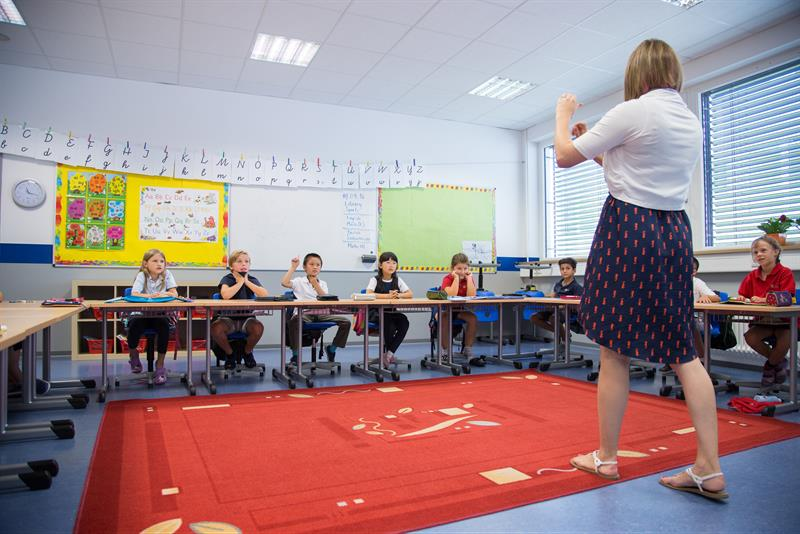 Bilinguale Grundschule | Elementary School - accadis